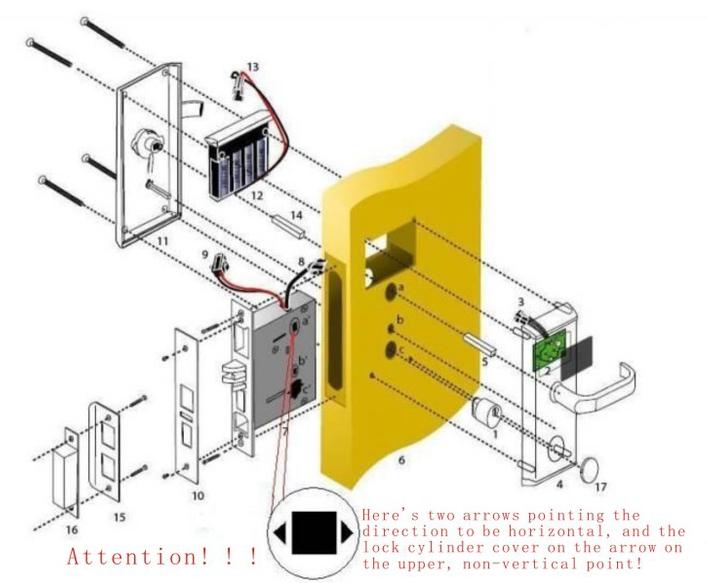 Serrature-elettroniche-schema-installazione